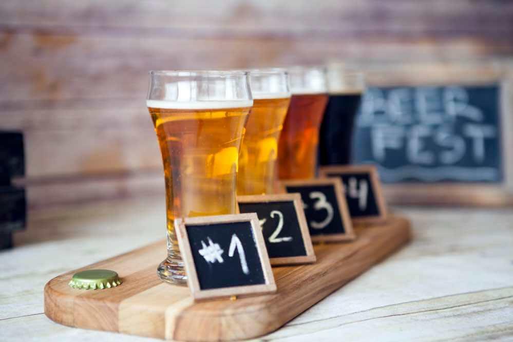 ølsmagning er populært i Danmark - hent ølsmagning skema gratis på tastings.dk